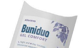 Buniduo gel comfort - comment utiliser - action - Amazon